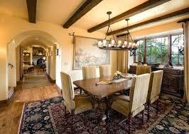 Mediterranean Dining Room Hope Style Furniture