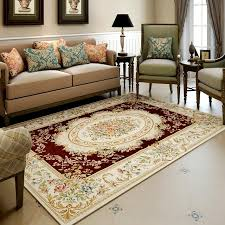 Europe Palace Carpets For Living Room Home Bedroom Rugs And Coffee Table Area Rug Luxury