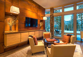 100 Swaback Partners Contemporary Mountain Retreat Offers Warm Living Spaces In Martis Camp