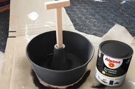 upcycling mit stil aus kuchenform wird bad aufbewahrung