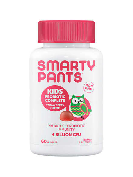 Smartypants Probiotic & Prebiotic Immunity Gummies for Kids