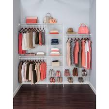 SuperSlide Home Depot Closet Organization Systems Ideas Great