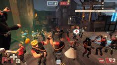 Tf2 Halloween Maps Ip by Halloween Map Merasmus Leads The Michael Jackson Thriller Dance