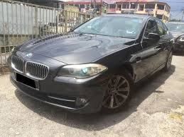 BMW 523i 2010 Executive 2 5 in Selangor Automatic Sedan Black for