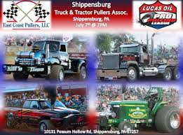 100 East Coast Truck Tractor Pull Pullers Ship Saves