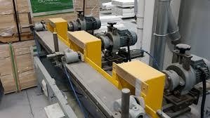 rye hb 3 head horizontal rail borer used woodworking machinery