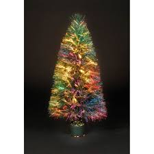 6ft Slim Christmas Tree With Lights by 6ft Fibre Optic Christmas Tree Christmas Lights Decoration