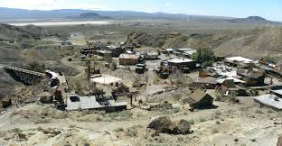 Calico Ghost Town Halloween by Everyday Sociology Blog January 2011