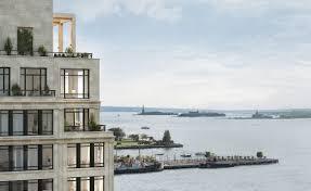 100 Tribeca Luxury Apartments Waterfront Condominium Homes 70 Vestry