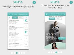 Just our app and choose what stores styles and items you want updates about Done When there s something new in your selected store s