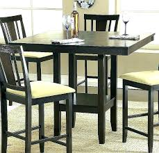 High Chair Dining Set Counter Height Table Top Kitchen
