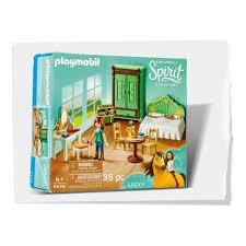 playmobil spirit free luckys schlafzimmer 9476