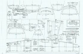 download free boat model plans and drawings
