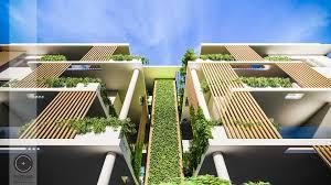 100 Apartment Architecture Design ZENONOS RESIDENTIAL APARTMENT BUILDING ARCHITECTURE DESIGN