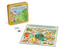 Amazon Candyland Deluxe Board Game In Classic Nostalgia Collectors Tin By Winning Solutions Toys Games