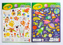 Crayola Bathtub Crayons Target by Crayola Stickers Jenny U0027s Crayon Collection