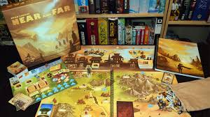 The Best In Tabletop 2017 Near And Far