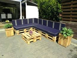 Pallet Garden Furniture Plans Easy Patio Design That Will Make You For Inspiration Outdoor