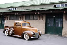 Dressed To Impress, This 1941 Ford Pickup Has All The Right Stuff ...