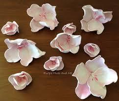 Cherry Blossom Bathroom Decor by Cherry Blossom Foam Flowers Diy Hometalk