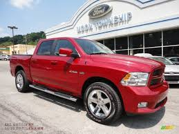 2010 Dodge Ram 1500 Sport Crew Cab 4x4 In Inferno Red Crystal Pearl ... Review 2010 Dodge Dakota Laramie Good On The Job But Expensive If Ram 1500 Price Trims Options Specs Photos Reviews Heavy Duty First Drive Latest News Features And 2500 Slt Quad Cab Sunday 5 Lifted Trucks 7 Reasons Why Its Better To Buy A Truck Used Over New Get Fresh Sheet Metal Improved Dodge Specs 2009 2011 2012 2013 2014 2015 2017 Charger Rating Motor Trend