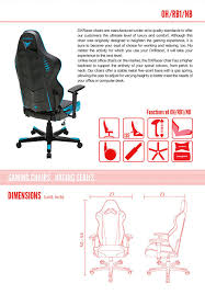 Dxracer Gaming Chair Cheap by Amazon Com Dxracer Racing Series Doh Rb1 Nb Newedge Edition