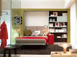 meuble de rangement chambre à coucher comment bien choisir un meuble gain de place en 50 photos