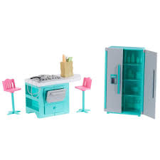 Barbie Living Room Furniture Set by Dollhouse Furniture Toys