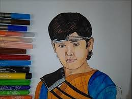 Baal Veer Antv Coloring Pages For Kids 2017 Dev Joshi