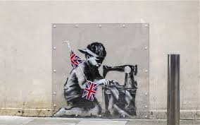 Most Famous Mural Artists by Banksy U0027s Most Iconic Works Of Art What Happened To Them Next