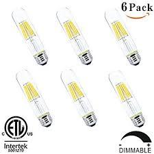 bonlux 10w t10 tubular led light bulbs with medium e26 bulb base