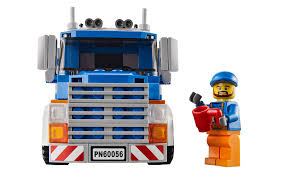 60056 Tow Truck 1 - Wallpapers - LEGO® City - LEGO.com US
