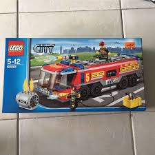 Lego City 60061 - Airport Fire Truck, Toys & Games, Other Toys On ... Lego City Ugniagesi Automobilis Su Kopiomis 60107 Varlelt Ideas Product Ideas Realistic Fire Truck Fire Truck Engine Rescue Red Ladder Speed Champions Custom Engine Fire Truck In Responding Videos Light Sound Myer Online Lego 4208 Forest Chelsea Ldon Gumtree 7239 Toys Games On Carousell 60061 Airport Other Station Buy South Africa Takealotcom