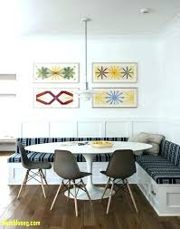 Built In Dining Room Bench Seating