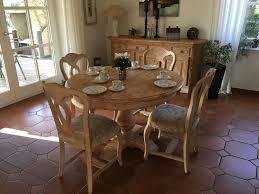 pinie esszimmer tisch und stühle