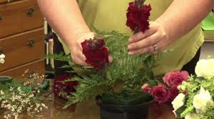 floral arrangements how to make a dining table floral