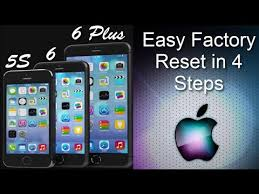 iPhone 6 How to Hard Reset Reboot No iTunes Lost Password or