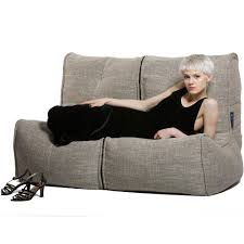 Bean Bag Sofa With Next Giant Lounger Refill