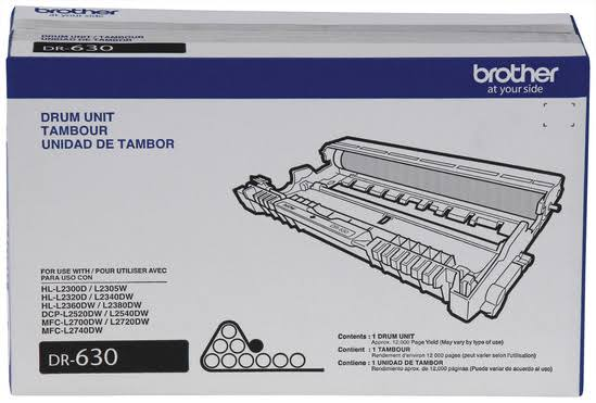 Brother Brtdr630 Toner Cartridge Drum Unit