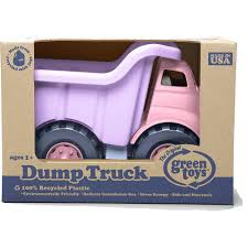 100 Pink Dump Truck Green Toys Baby Grand
