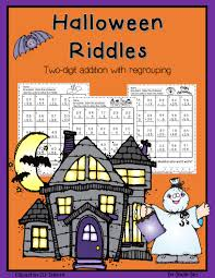 Halloween Fun Riddles by Smiling And Shining In Second Grade October 2014