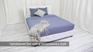 Wayfair Upholstered Queen Headboards by Andover Mills Salina Upholstered Platform Bed U0026 Reviews Wayfair