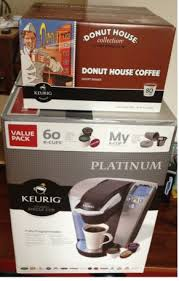 At Rejeanas Store She Was Also Able To Choose An Additional Box Of 80 Ct K Cups For FREE 3799 Value Wowza