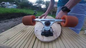 Pintail Longboard Deck Template by How To Make A Longboard From A Pallet For Free Template Youtube