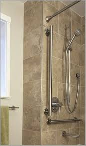 shower tile edge options 盪 luxury bathroom shower niche with