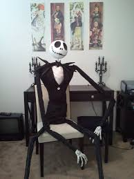 Nightmare Before Christmas Bedroom Design by Halloween Ideas Trash Can Trauma Prop From Kit And Make Edition