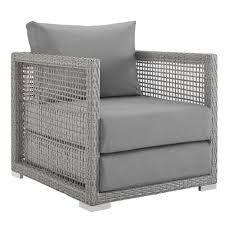 MODWAY Aura Gray Wicker Outdoor Lounge Chair With Gray Cushions Amazoncom Valita Outdoor Black Rattan Lounge 2 Piece 53 Resin Wicker Recliner Spray Pating Plastic Garden Chairs Seating Allibert Kensington Club 110cm Table Grey With 4 Recling Ding Armchairs Costway 6piece Patio Fniture Set Sectional Sofa Couch Yard Wblack Cushion Gorgeous Chairs Room Bedroom Target Sundeck Sjlland Table4 Recling Outdoor Dark Grey Frsnduvholmen Red And Tags High Top Pe Chaise Chair Beach Pool Adjustable Backrest Recliners Olive Green Moltes Seater Exists In 3 Colours Amusing Wooden Side