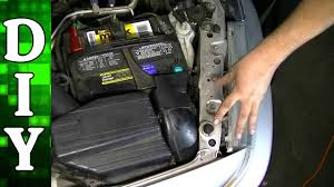 how to replace high and low beam light bulbs honda accord