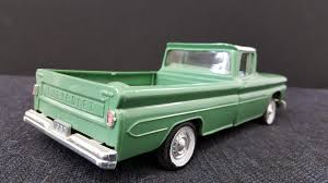 100 1960 Chevy Truck SMP CHEVY PICKUP TRUCK PROMO 1859033356