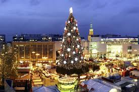 The Biggest Christmas Trees On Earth